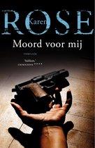 Boek cover Moord voor mij van Karen Rose (Onbekend)