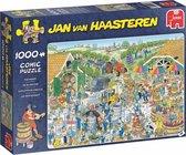 Jan van Haasteren De Wijnmakerij Legpuzzel 1000 Stukjes