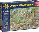 Jan van Haasteren Wereldkampioenschappen Veldrijden puzzel - 1000 stukjes