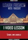 Learn French with Vincent - 1 video lesson - Lequel and laquelle