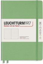 Leuchtturm1917 A5 Medium Notitieboek dotted Sage