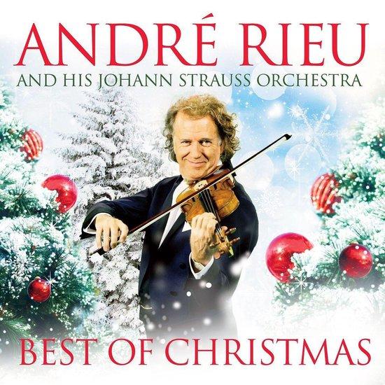 CD cover van Best of Christmas van André Rieu