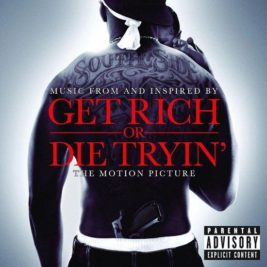 bol.com | Get Rich Or Die Tryin'- The Origina, 50 Cent & Various Artists |  CD (album) | Muziek