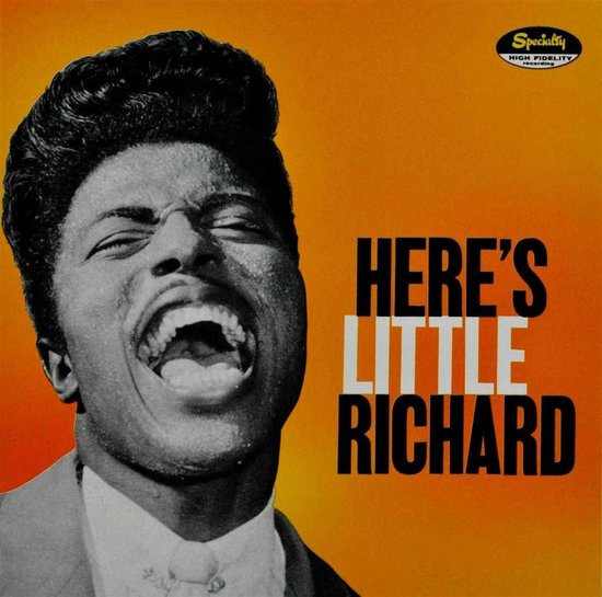 Here'S Little Richard (Remastered &