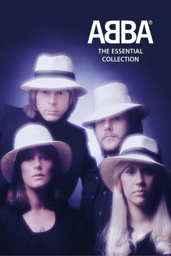 Cover van de film 'Abba - The Essential Collection'