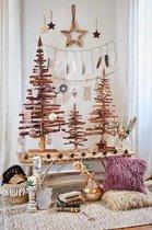 Kerstboom Hout Flott 120 x 50 x 50