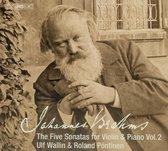 The Five Sonatas For Violin & Piano, Vol.?2