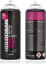 Glitter effect spray Hologram Spuitbus 400 ml