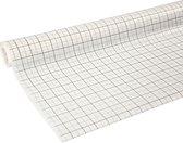 1 x rol Ruitjespapier/Patroonpapier, b: 80 cm, 15m
