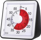 Ardin.be Leerklok Inclusief Batterijen - Timer - Leerklokken - Educatief Speelgoed - Time - Tijd - Kookwekker - Timer Kind