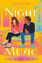 Omslag Night Music