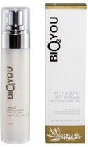 Bio2You natuurlijke anti-veroudering dag crème met hyaluronzuur