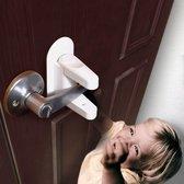 Deurklink Vergrendeling - Kinderveiligheid - kindvriendelijke deurbeveiliging