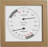 Fischer | Sauna thermohygrometer 170 x 170 mm