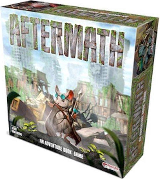 Afbeelding van het spel Aftermath An Adventure Book Game (Bordspel)