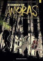 Kronieken Amoras  -   De killerbacterie