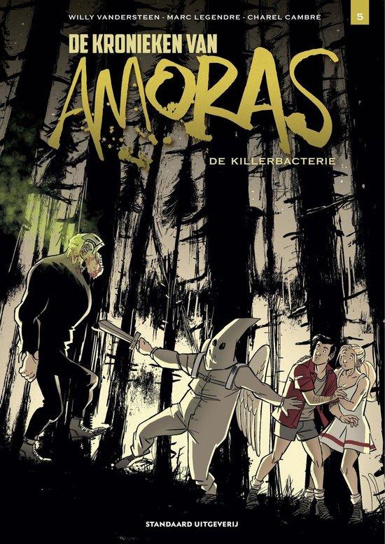 Afbeelding van Kronieken Amoras - De killerbacterie