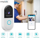 Smart IP Video Intercom 720p WiFi Visuele Telefoon Deurbel Ring Camera Draadloze Home Security Set
