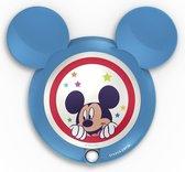 Philips Disney Mickey - Nachtlampje - Met Sensor - LED - Blauw