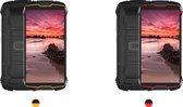 Cubot KingKong Mini 10,2 cm (4'') 3 GB 32 GB Dual SIM 4G Zwart, Rood Android 9.0 2000 mAh