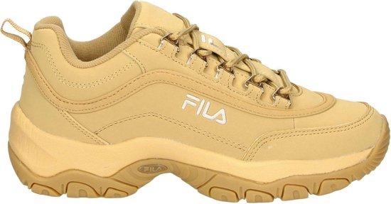 Fila Strada dames dad sneaker - Oker geel - Maat 40
