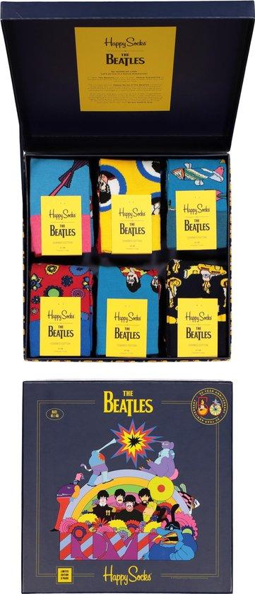 Happy Socks The Beatles Collector Giftbox - Maat 41-46