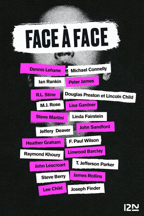 Omslag van Face à face