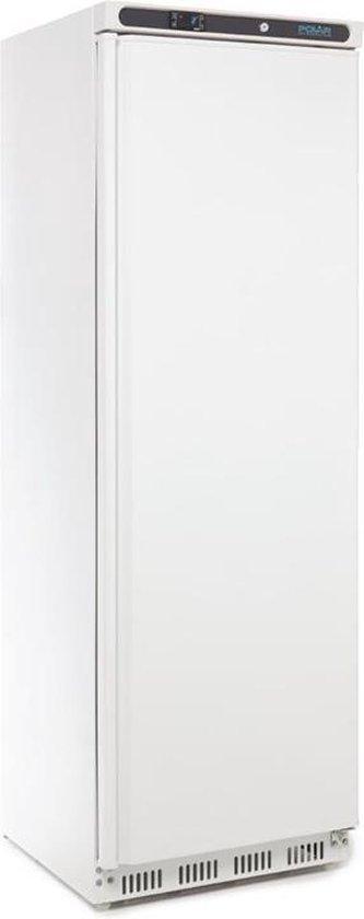 Koelkast: Polar C-serie 1-deurs - Horeca Koeling - Wit - 400L, van het merk Polar