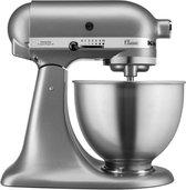 KitchenAid Classic 5K45SSESL keukenmachine, zilver