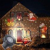 Led lichteffect projector - Kerstmis - outdoor IP44