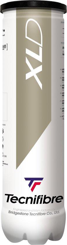 Tecnifibre XLD - 4 stuks