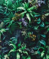 ESTAhome fotobehang tropische planten groen - 158900 - 2.325 x 2.79 m