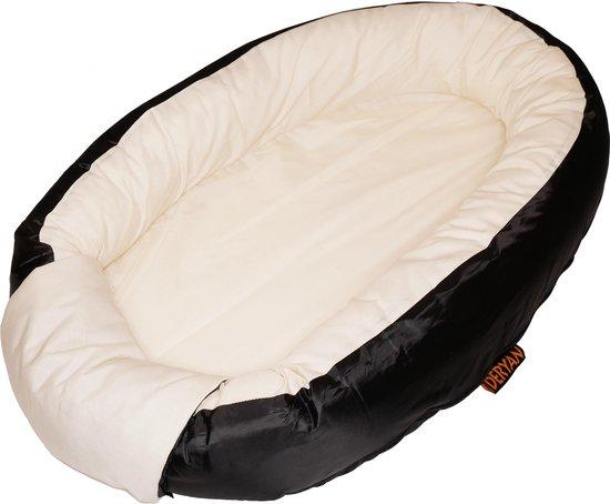Product: Deryan Luxe Babynestje - Zwart - babybedje, van het merk Deryan