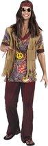 Sixties Hippie Kostuum - Maat 50-52