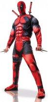 """""""Luxe Deadpool™ kostuum voor volwassenen - Verkleedkleding - M/L"""""""