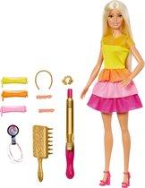 Barbie Ultieme Krullen Barbiepop en Speelset