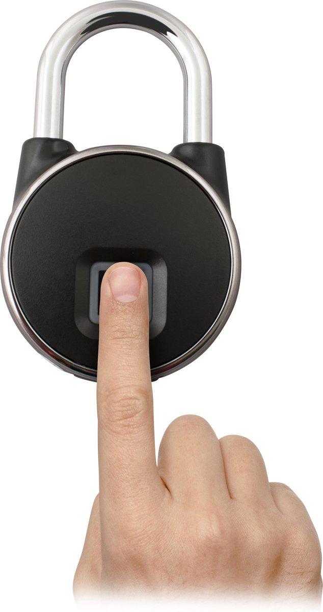 Point of View - Smart hangslot met vingerafdrukscanner