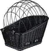 Trixie Fietsmand Voor Bagagedrager 35x49x55 cm Zwart