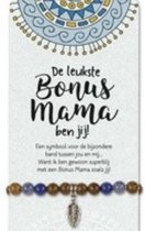 Armband Bonus Mama -Sodaliet - Op cadeaukaart