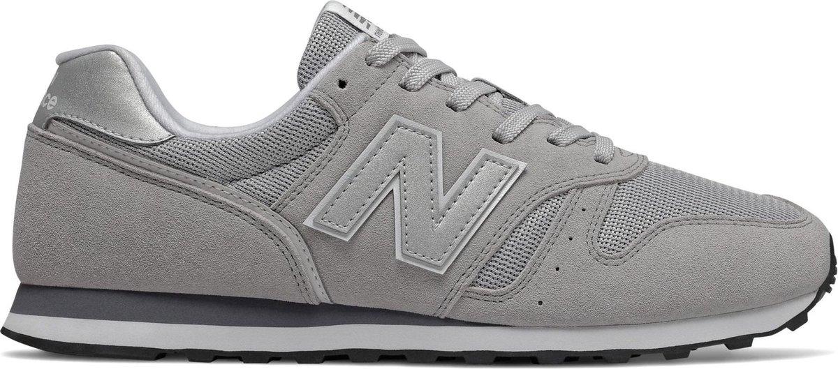 New Balance 373 Sneakers - Maat 43 - Mannen - grijs/zilver/wit