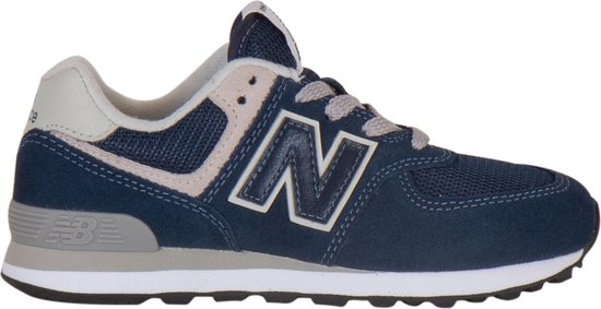 bol.com | New Balance 574 Sneakers - Maat 40 - Unisex - navy ...