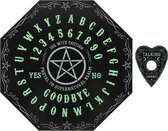 Ouijabord / spiritbord – Glow In The Dark – achtzijdig
