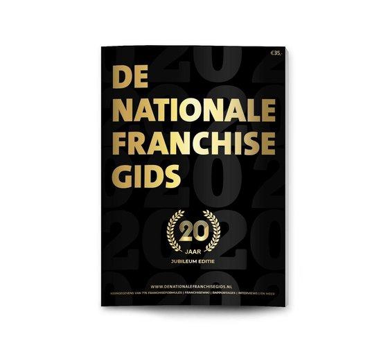 De Nationale Franchise Gids 2020 (jubileum editie) - De Nationale Franchise Gids B.V. |