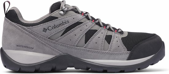 Columbia Wandelschoenen Redmond V2 Wp Heren - Black, Rocket - Maat 43