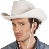 Cowboyhoed Rodeo Wit