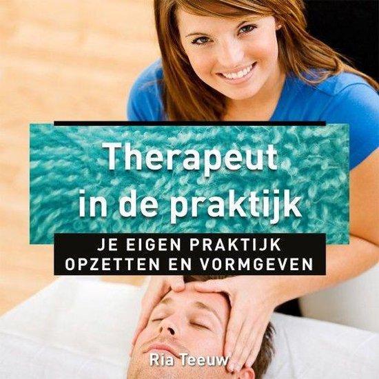 Therapeut in de praktijk - Ria Teeuw |