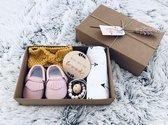 Baby geschenkset Meisje - Kraamcadeau meisje - Baby Cadeau - Geboorte Cadeau - Babyshower geschenkset