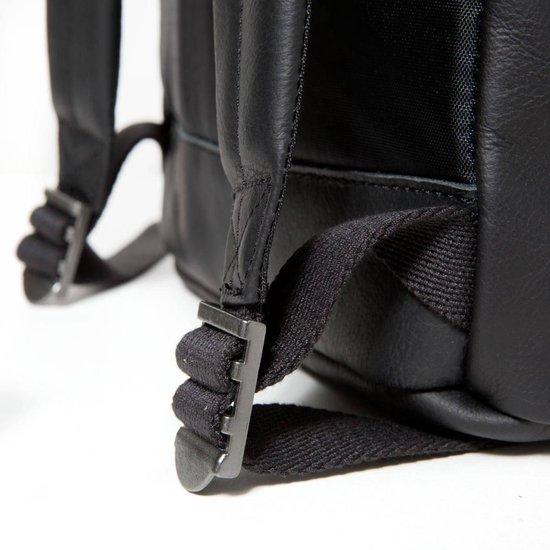   Eastpak Ciera Rugzak Black Ink Leather