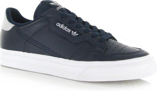Adidas CONTINENTAL VULC Blauw - 445 gmzNB5g8