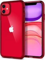 Spigen iPhone 11 Ultra Hybrid Red Cryst